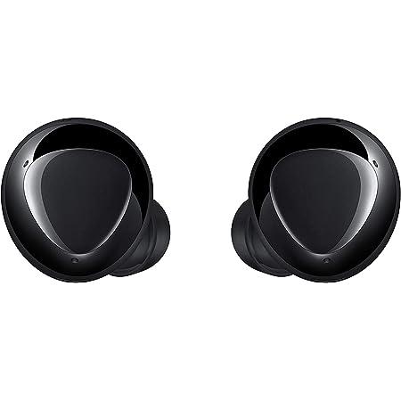 Samsung Galaxy Buds+ Plus, audífonos inalámbricos (Funda de Carga inalámbrica incluida), Color Negro - Versión de EE.UU