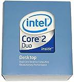 Intel Core 2 Duo Desktop Processor E6550 2.33GHz 4MB L2 Caja - Procesador (Intel® Core™2 Duo, 2,33 GHz, LGA 775 (Socket T), E6550, 64 bits, 1333 MHz)