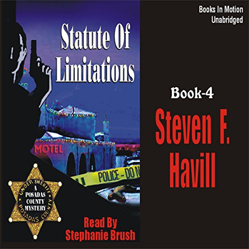 Statute of Limitations audiobook cover art