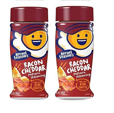 Bacon Cheddar Seasoning - 2.85 oz (pack of 2)