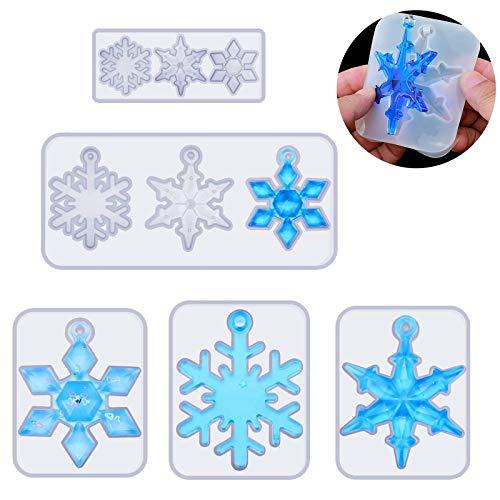 Consejos para Comprar Copos de nieve de silicon que Puedes Comprar On-line. 15