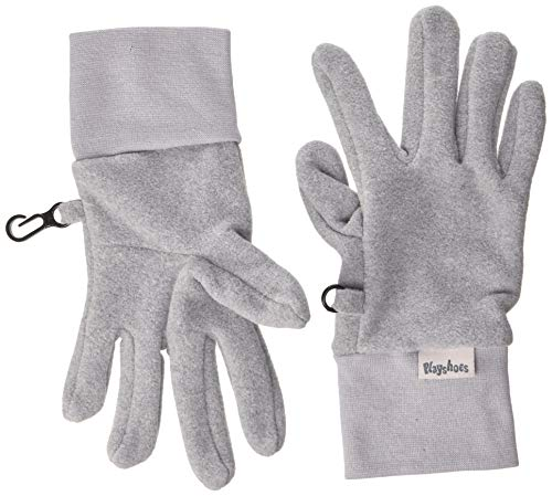 Playshoes Kinder-Unisex Uni Winter-Handschuhe, Grau, 2