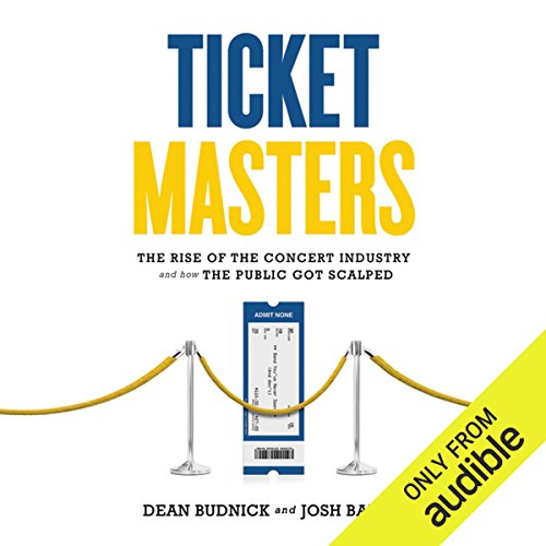 Ticket Masters cover art
