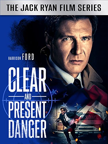 Clear and Present Danger (4K UHD)