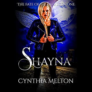 Shayna audiobook cover art