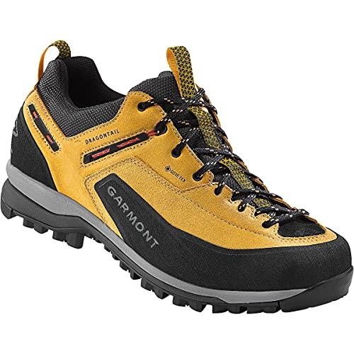 GARMONT Dragontail Tech GTX Schuhe Herren gelb/schwarz Schuhgröße UK 10   EU 44,5 2021