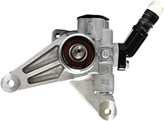 with pulley L4 2.4L compatible with Honda 08-12 Accord 08 09 10 11 12 2008 2009 2010 2011 2012 PSP Dearl Power Steering Pump