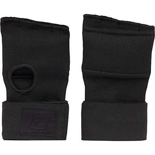 ENERGETICS Unisex– Erwachsene Boxhandschuhe-225556 Boxhandschuhe, Black/RED, S/M