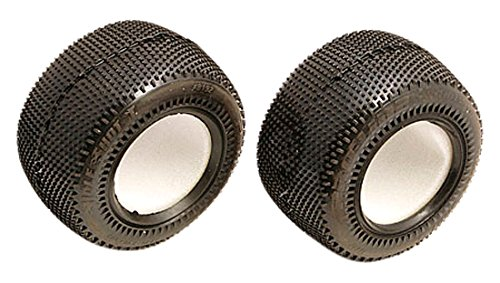 Team Associated Rear Hole Shot Tires, M3with Foam Inserts