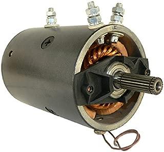 DB Electrical LRW0005 New Winch Motor for 12V Warn 20 Spline Heavy Duty reversible 3-post, Xd9000, Xd9000i, Mx8000, M8000, Mx6085, Mrvb5 430-20018 10748 MRVB4 MRVB5 15747 17102 82-6867 W-5623