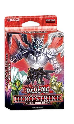 Yu Gi Oh Structure Deck - Hero Strike - Unlimitiert