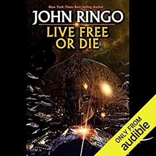 Live Free or Die audiobook cover art