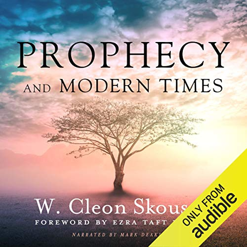 Prophecy and Modern Times audiobook cover art