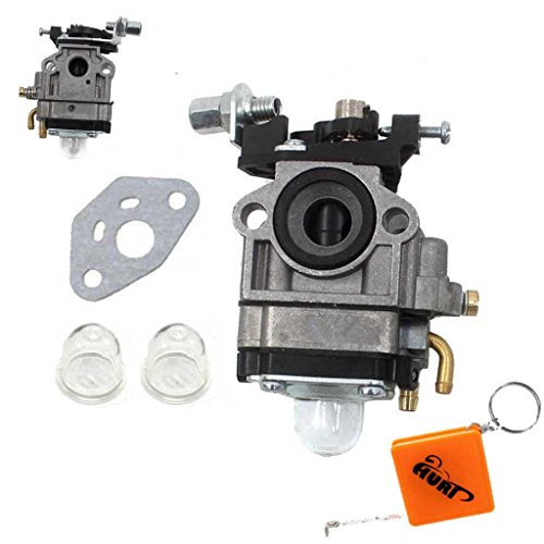 avis debroussailleuse thermique rapport qualite professionnel HURI Trimmer Hedge Trimmer Carburetor Parts 10mm (pour 22cc 25cc 26cc 30cc)
