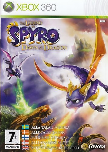 Legend of Spyro Dawn of the Dragon (Xbox 360) [UK IMPORT]