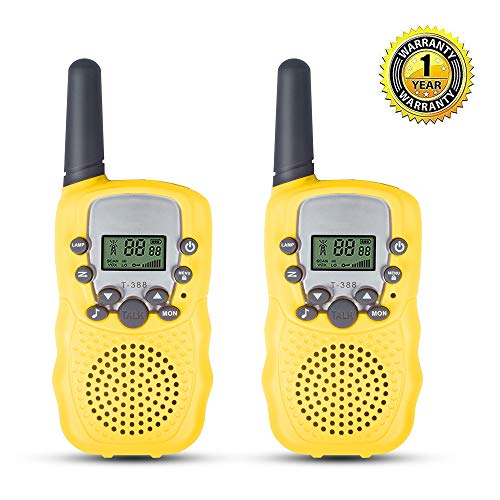 QZT T388 Talkies Walkies Enfants PMR446...