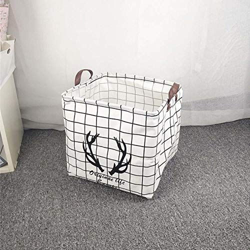 Opbergdoos Wasmand 1PC Hondenspeelgoed Voor Kinderen Speelgoed Kleding Opbergtas Organizer Opbergmand Boeken Vouwkubus Diversen, 20