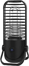 Homyl Portable USB Mini UV Sterilizer Lamp UVC Disinfection Ozone Lamp Home - Black