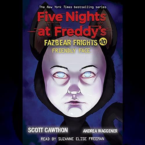 Page de couverture de Friendly Face
