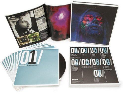 The Delerium Years 1991 1993 (Box9lp) [Vinyl LP]