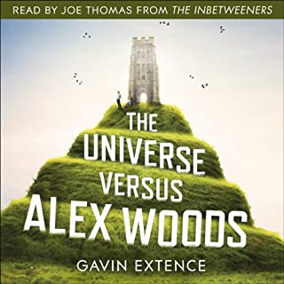 The Universe Versus Alex Woods cover art