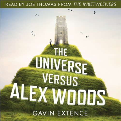 The Universe Versus Alex Woods audiobook cover art