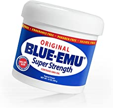 Blue Emu Muscle and Joint Deep Soothing Original Analgesic Cream, 1 Pack 12oz,00234