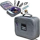 CleanBin Portable UV Light Sanitizer | Safer Than Wand | UVC Sterilizer | Ultraviolet Light...