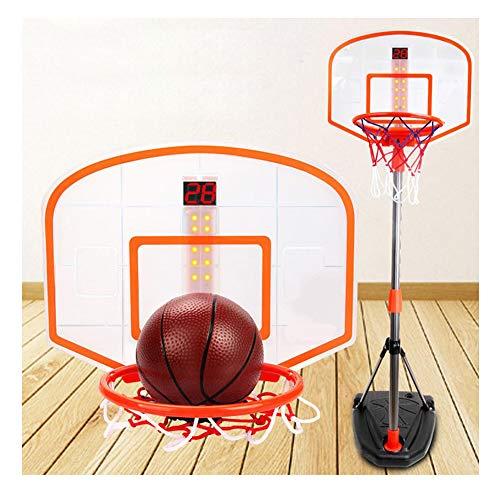 WWMH Tablero Baloncesto,Mini de Aro de Baloncesto de Interior,Soporte de Pared,Baloncesto para Adultos,Montaje en Pared Canasta,NiñOs,Adultos,RelajacióN en La Oficina