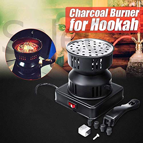 SaleOn™ 220v 50HZ 450W Charcoal Burner for Hookah Heater Stove Electric Camping Cooking Stove Charcoal Stove Electric Charcoal Burner,Electric Coal Lighter,Electric Sigdi-756