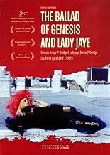 The Ballad of Genesis and Lady Jaye Balada o Genesisovi a Lady Jaye The Ballad of Genesis & Lady Jaye NON-USA FORMAT, PAL, Reg.0 France