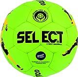 Select Goalcha Street 1690942444 - Balón de Balonmano (42 cm), Color Verde, Negro y Amarillo
