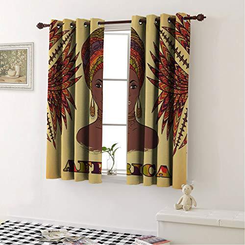 cortinas de cocina multicolor