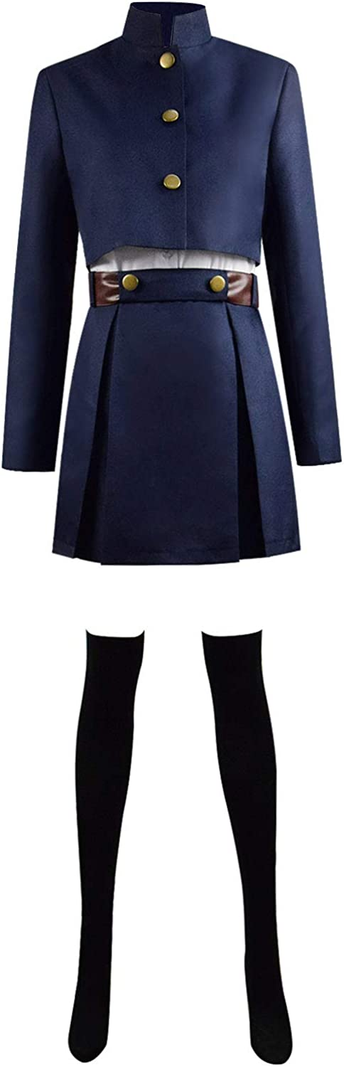 Qi Pao OFFicial Womens Jujutsu Kaisen Halloween Special price for a limited time Costume Kugisaki C Nobara