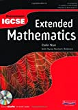 Heinemann IGCSE Extended Mathematics Student Book with Exam Cafe CD
