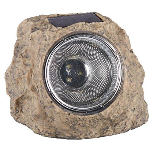 Ranex 5000.154 LED Solar Stein