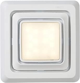Broan-NuTone FG600S Bath Fan LED Upgrade, White (Renewed)