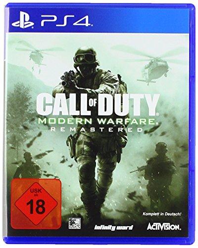 Call of Duty: Modern Warfare Remastered - [PlayStation 4]