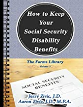 How to Keep Your Social Security Disability Benefits: The Forms Library