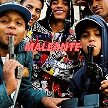 Maleante (Type Beat Trap)