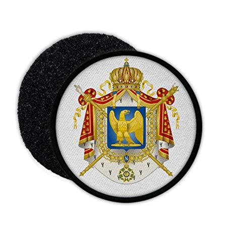 Copytec Patch Empire Francais 1852-1870 Napoleon III Frankreich Wappen Abzeichen #32893
