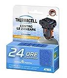 Thermacell 24 Ore Piastrine-Back Packer Ricarica per Dispositivi per la Protezione dalle Zanzare, Blu, 12.95x10.16x4.45 cm