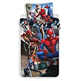 Spiderman Amazing - Juego de cama infantil