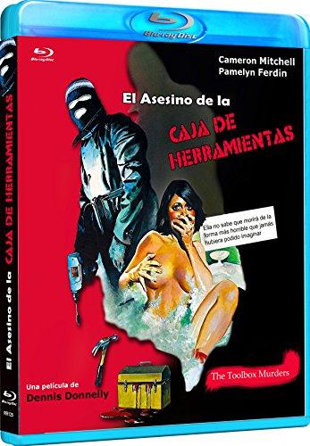 El Asesino De La Caja De Herramientas (The Toolbox Murders ) [Blu-ray]
