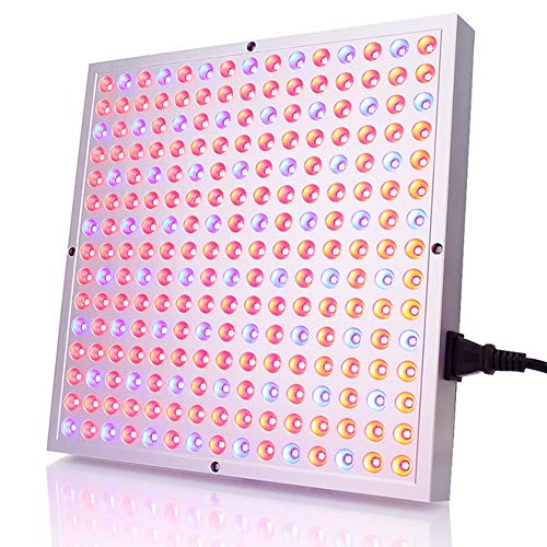 TZTED Horticole Lampe Réflecteur 45W LED de Croissance et LED Floraison Horticole pour Hydroponique Grow Box Plants Germination Floraison