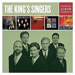 The King's Singers-Original Album Classics
