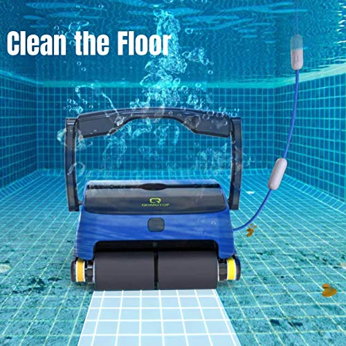 What Users Are Saying About Qomotop Robotic Pool Cleaner