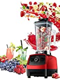 Powerful 1500-Watt Professional high speed Blender, Personal Blender for Shakes and Smoothies, High-Power Blender for Juice, Soups, frozen drinks and More, Stainless Steel Blades, Easy Self-Cleaning…
