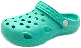 ASF Toddler Kid Injected EVA Garden/Beach Water Clog Sandal w/Backstrap