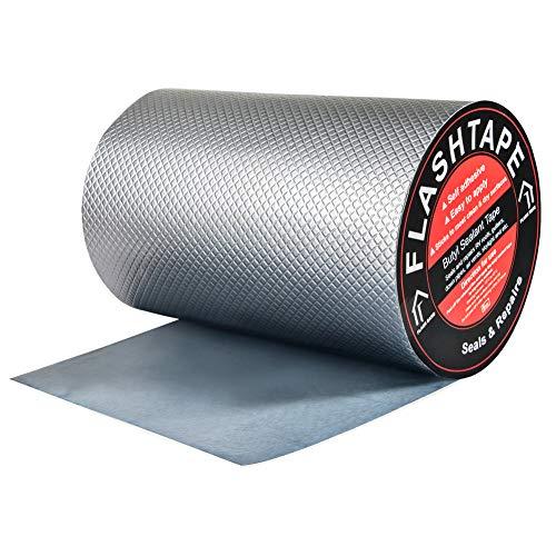 Cinta de butilo para reparación de techos y fugas, 200mm(W
